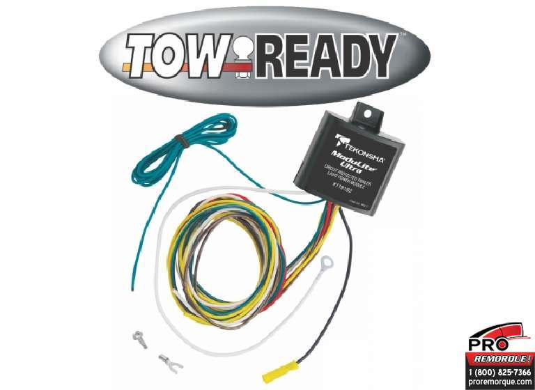 CEQUENT TOWING 119192 CONVERT.TOW READY ULTRA