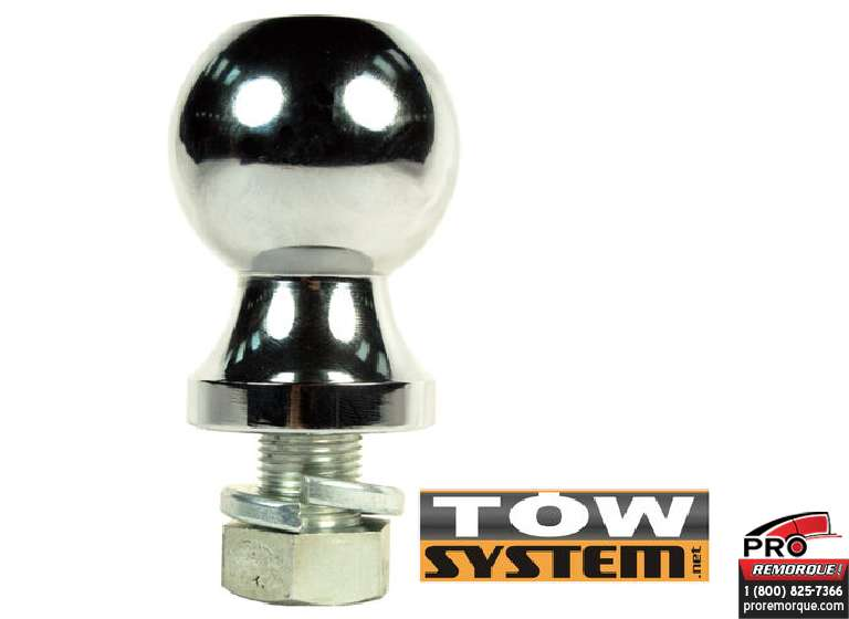 "IMPORT/TOWSYSTEM 19267 BOULE 2"",3/4"" INTERNE,3500LBS"