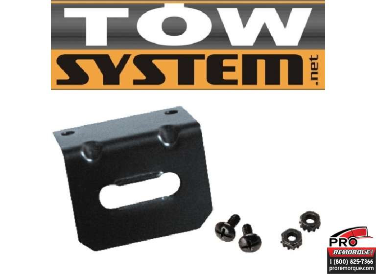 TOW SYSTEM 20046 SUPPORT CONNECTEUR 5 BRINS