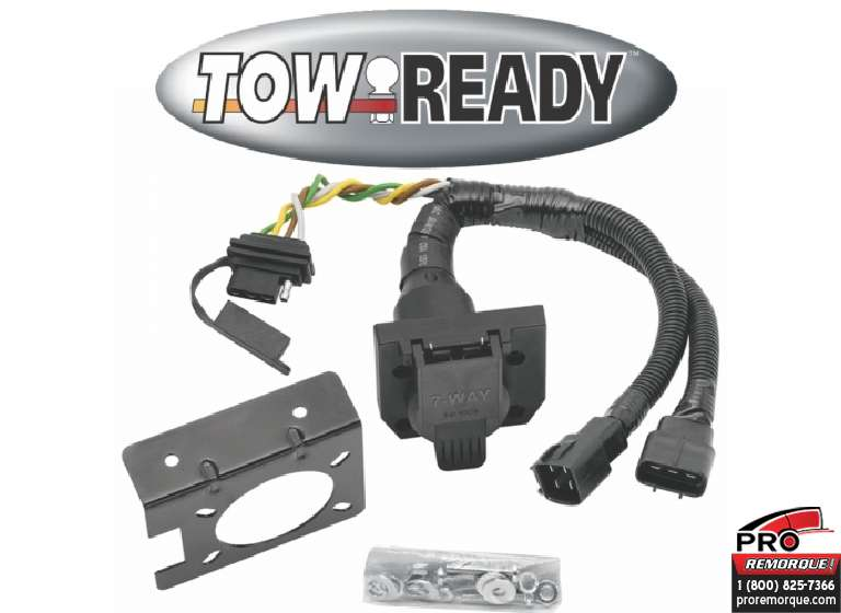 CEQUENT TOWING 20137 T-CONN,LEXUS GX470 T-PACK 3-06