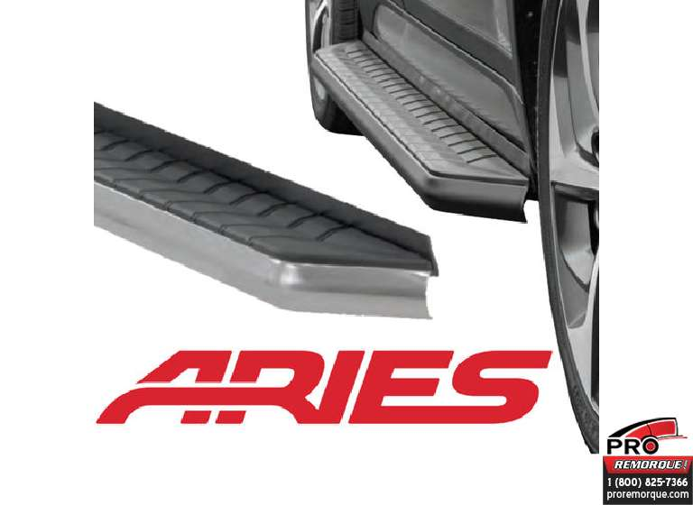 "2051870 AEROTREAD 5""S.STEEL MARCHEPIED"