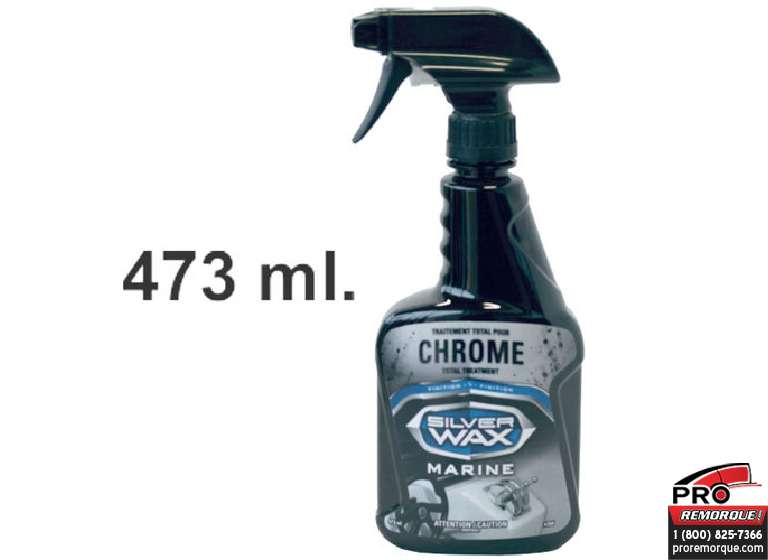 26647 TRAITEMENT TOTAL POUR CHROME						473ML
