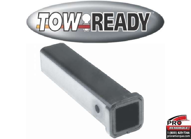 "CEQUENT TOWING 2851 TUBE 2"" X 12""LONG DRAW-TITE"