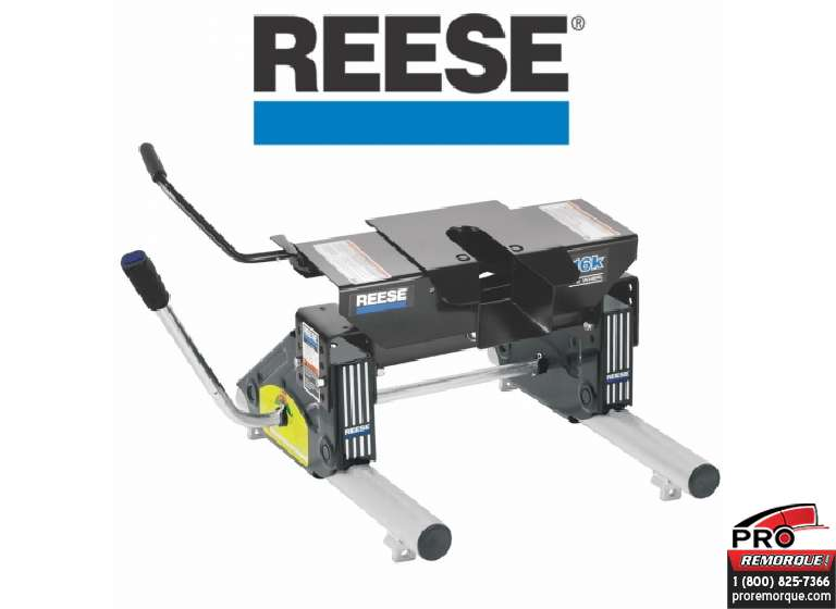 CEQUENT TOWING 30075 FIFTH WHEEL SLIDER, REESE 16K