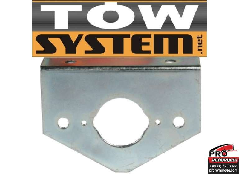 TOW SYSTEM 31050 SUPPORT PRISE 4/6BRINS METAL