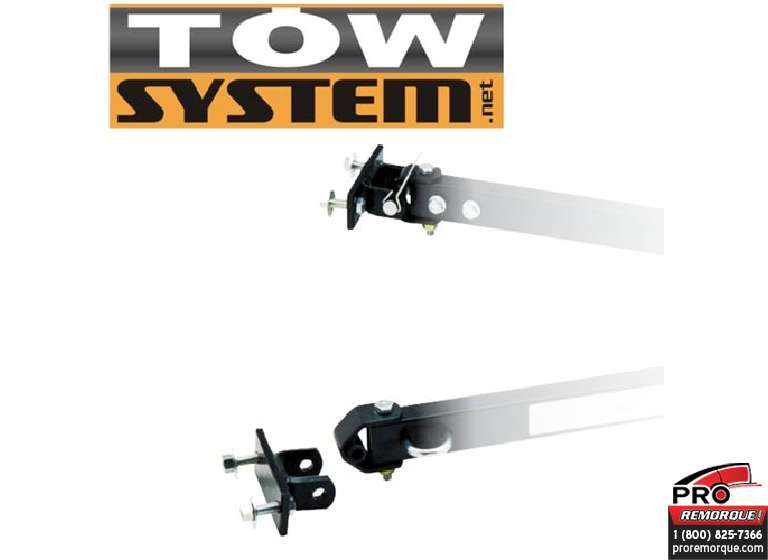 CEQUENT TOWING 40602 BRACKET POUR #40601 TOW BAR