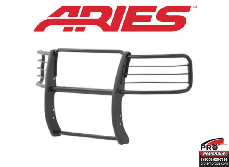 4082 GRILLE GUARD,GMC 2500+ 2011-14