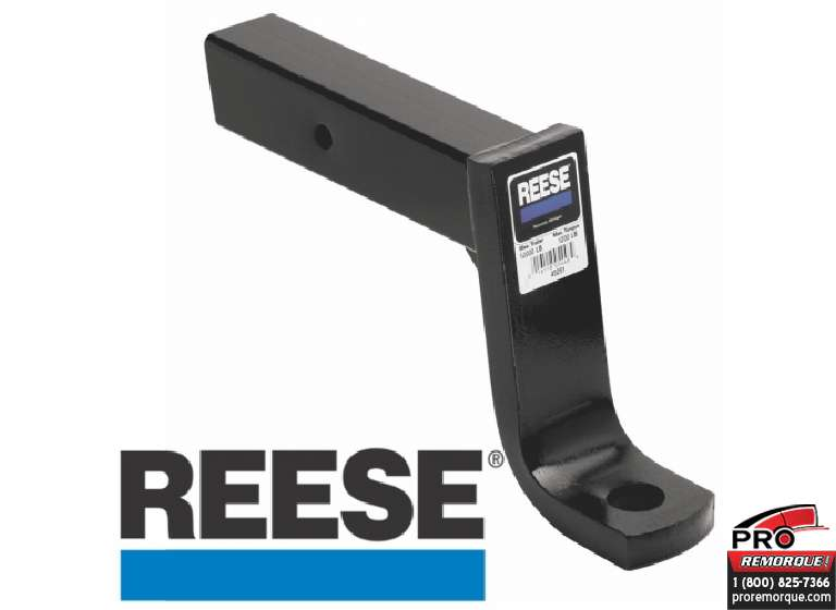 "CEQUENT TOWING 45291 BLOC 2""1/2 REESE TOWBEST DP 8"""