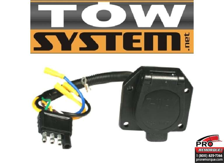 TOW SYSTEM 47205 ADAPT.4BR.@ 7BR.,PLAT,(4720)