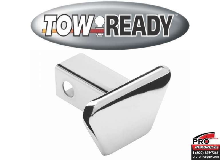 CEQUENT TOWING 5351 ENJOLIVEUR CHROME METAL 1-1/4