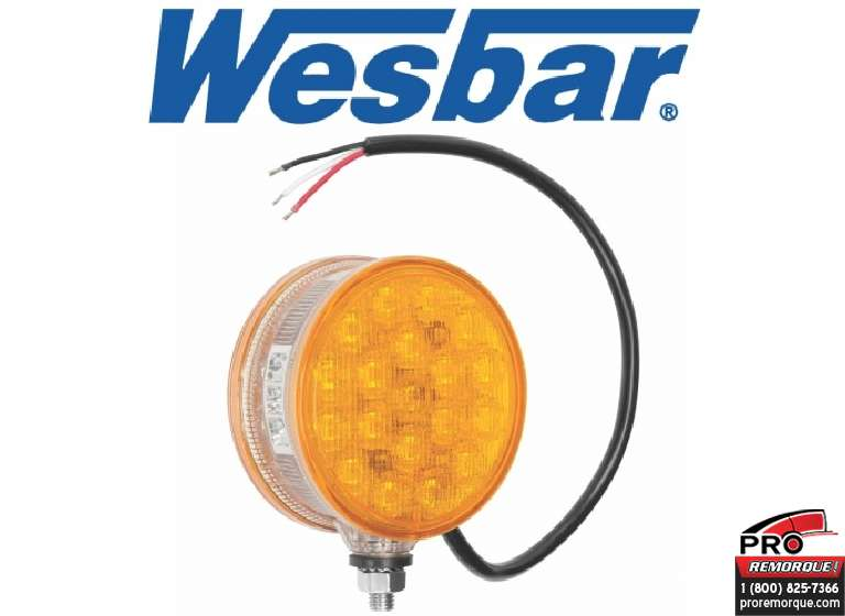 CEQUENT TOWING 54209-031 LUM LED AMBRE 2 DIRECTIONS