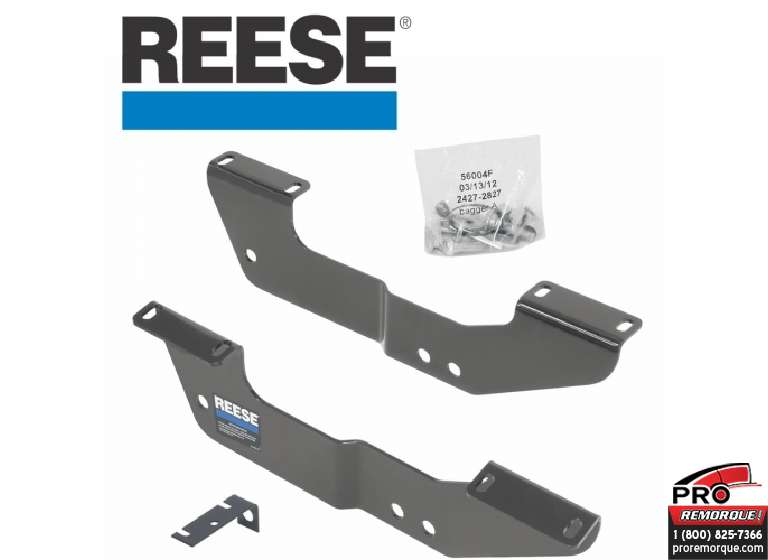 CEQUENT TOWING 56004 BRACKET RAIL OUT CHEV/GM 08-10