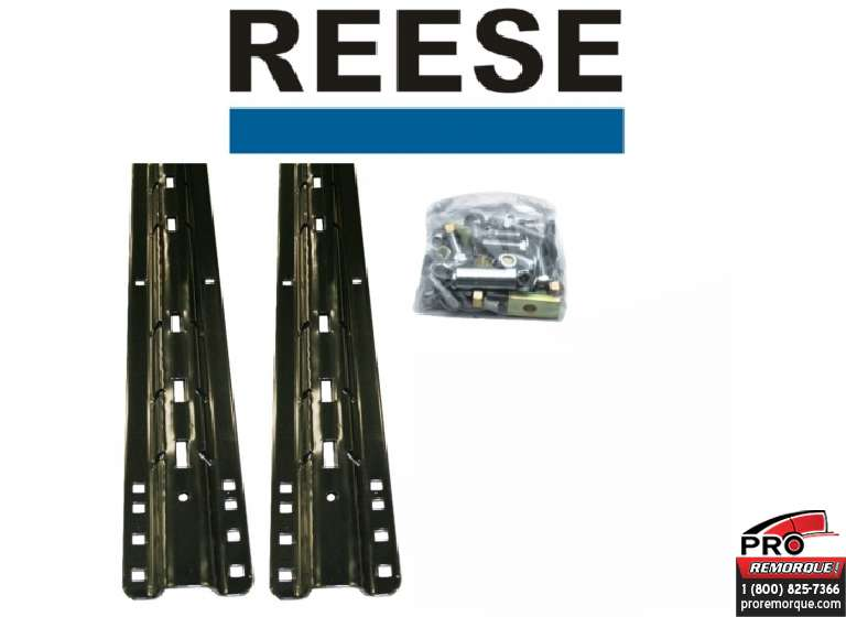 CEQUENT TOWING 58058 RAIL POUR FIFTH WHEEL