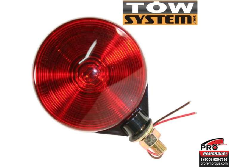 TOW SYSTEM 608 LUMIERE (2057) 1 FACE ROUGE