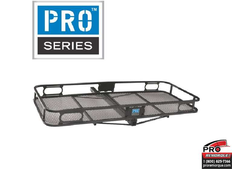 "CEQUENT TOWING 63154 PORTE BAGAGE CL.II, 20"" x 48"""