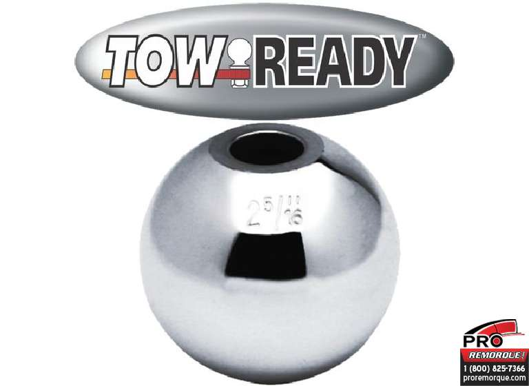 CEQUENT TOWING 63807 BOULE DE REMPLACEMENT 2 5/16""