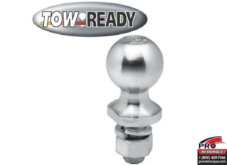 "CEQUENT TOWING 63851 BOULE 1 7/8 X1""STAINLESS STEEL"