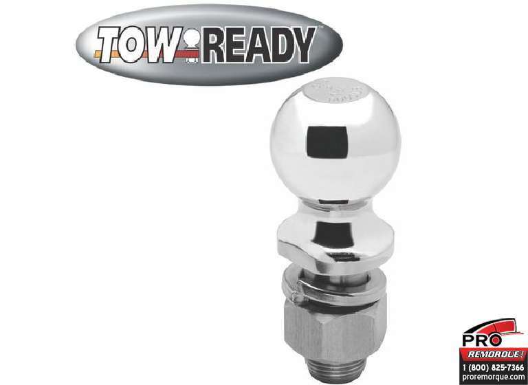 "CEQUENT TOWING 63852 BOULE 2"" X1"" STAINLESS STEEL"