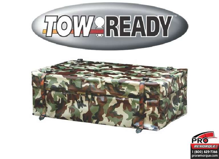 CEQUENT TOWING 65861 SAC CAMOUFLAGE POUR PANIER VTT						 													 							Temps d'installation approx. :  0.45 HH.mm