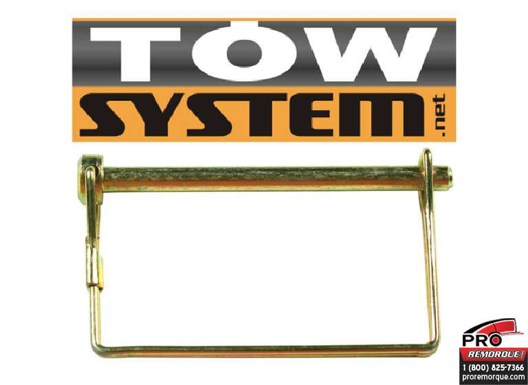 "IMPORT/TOWSYSTEM 66080 BARRURE PTO,TIGE 1/2"" X 3""  ."