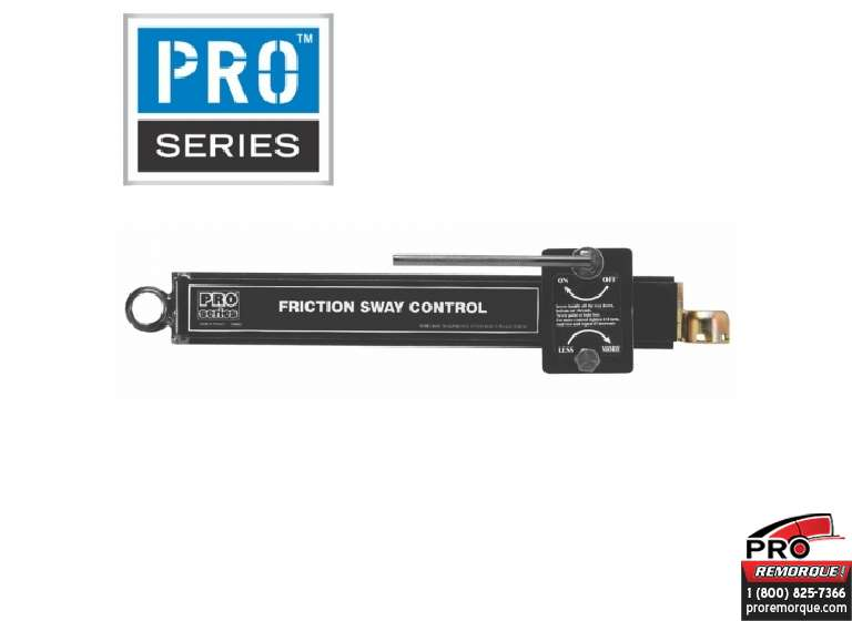 83660 ANTI-SWAY COMPLET PRO-SERIE