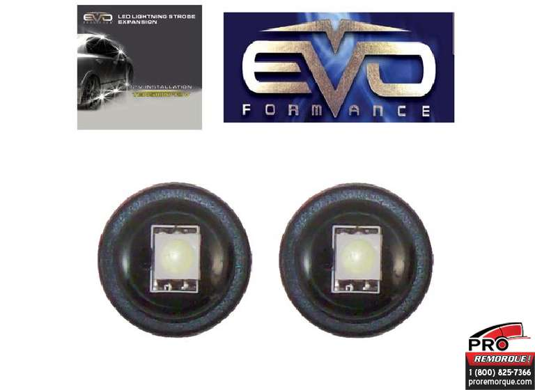 93188 MINI STROBE LED (2)D'EXPENSION