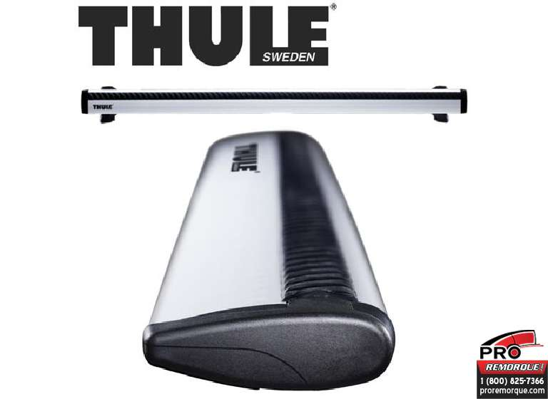"ARB47 BARRE AERO THULE 47""						 													 							Temps d'installation approx. :  0.50 HH.mm"