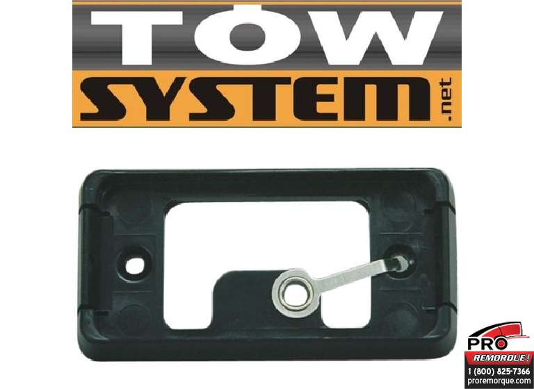 "TOW SYSTEM B806B SUPPORT DE LUMIERE 2 7/8""X1 """