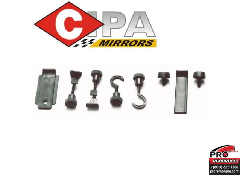 C10903 FIXATION CHEV/GM 07-10