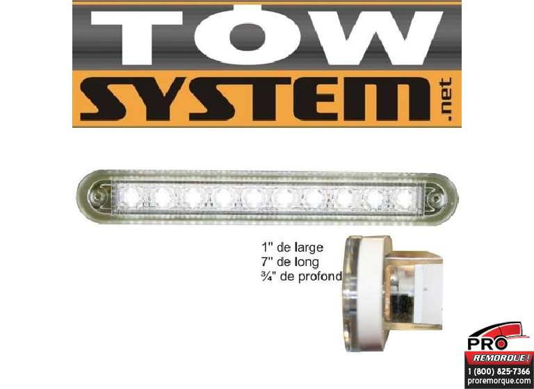 TOW SYSTEM C2-104 LUMIERE LED