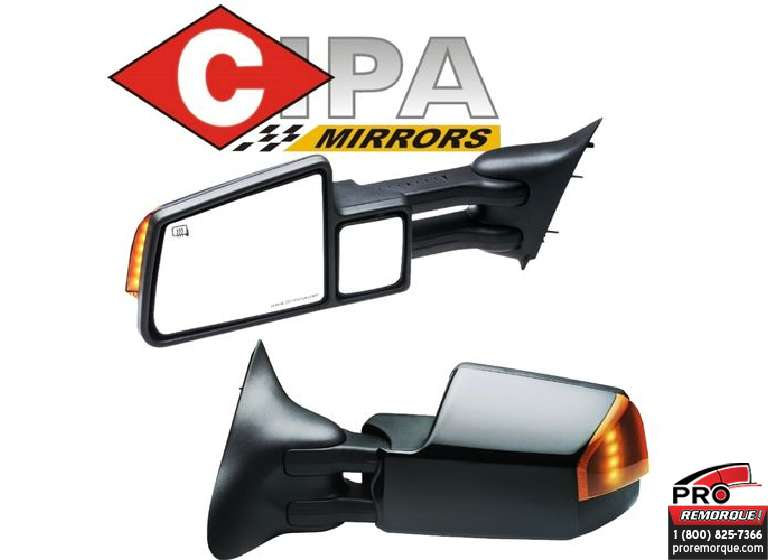 C82100 EXT MIRROIR F250-550 98-2008