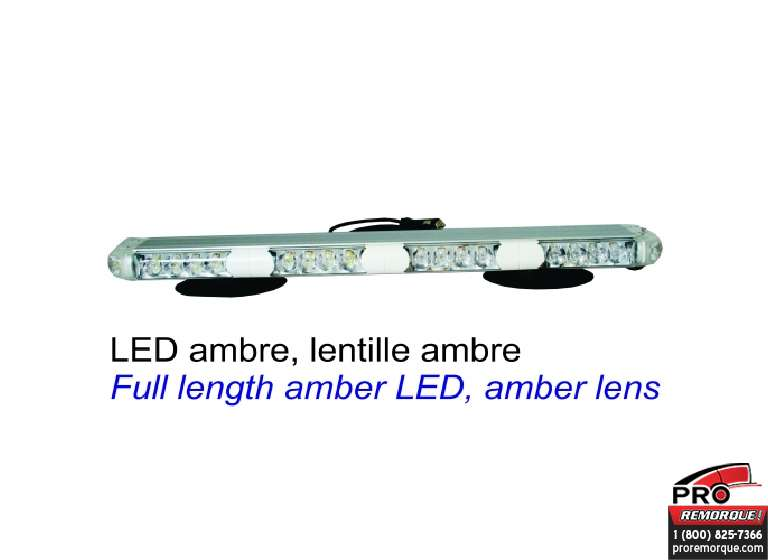"E-2232AM LUMIERE STROB 23"" 40X1W.LED"
