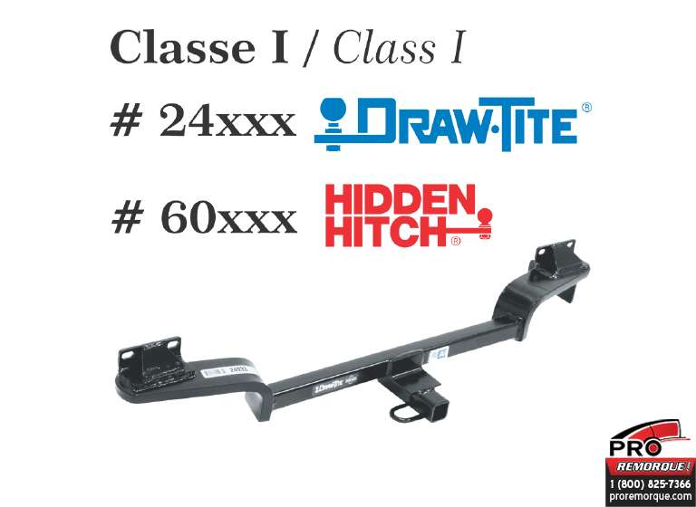 FENETRE COLLANT FENETRE HIDDEN HITCH