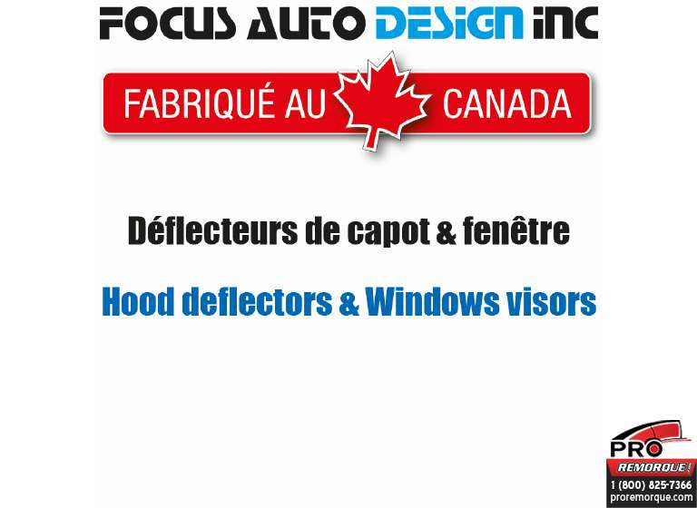 HD30D10 DEFL.CAPOT, SCION XD 2010-2014