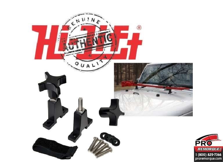 HM-825 HI-LIFT,SUPP.VERIN POUR CAPOT						JEEP TJ 1997-06