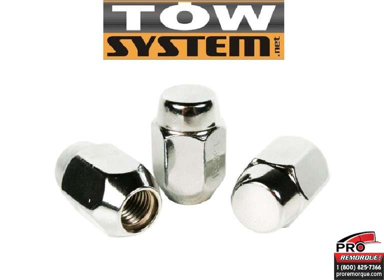 TOW SYSTEM MG150 12M X1.5 NOIX CHROME BOX 13/16