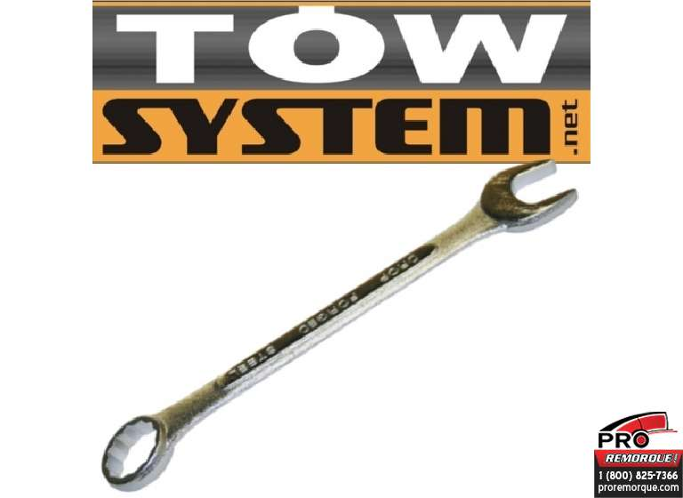 TOW SYSTEM MG19 CLEF 19MM POUR SUPPORT A VELOS
