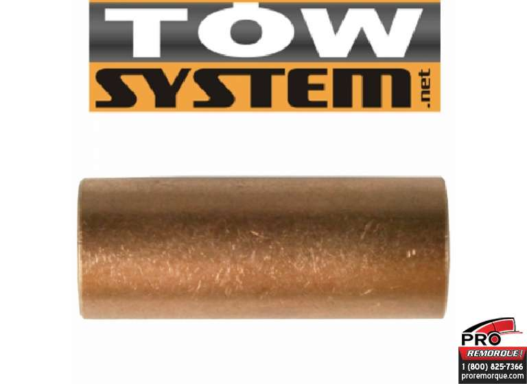 "IMPORT/TOWSYSTEM MG3172 BUSHING 9/16"" BRONZE"
