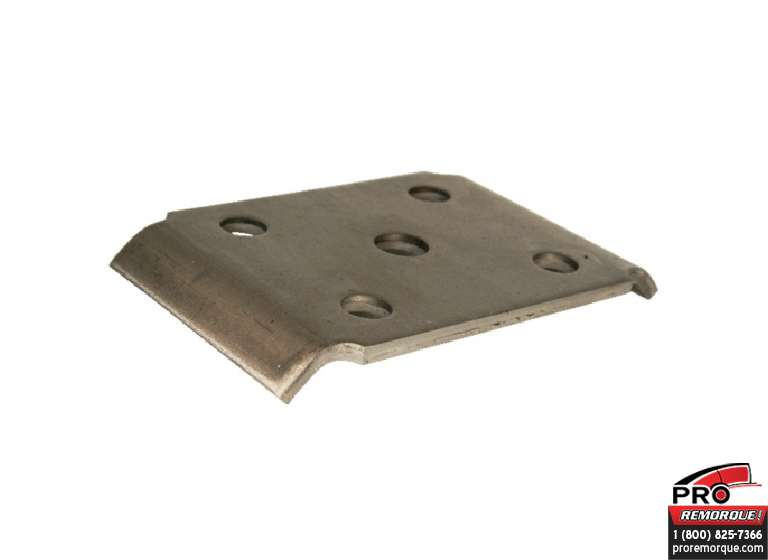IMPORT/TOWSYSTEM MG35120 PLAQUE D`ATTACHE 2 1/2""
