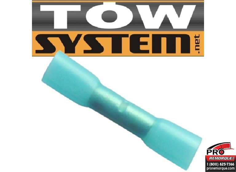 TOW SYSTEM MG438 TERMINAL ROUGE,22-16 GA,PQ 100