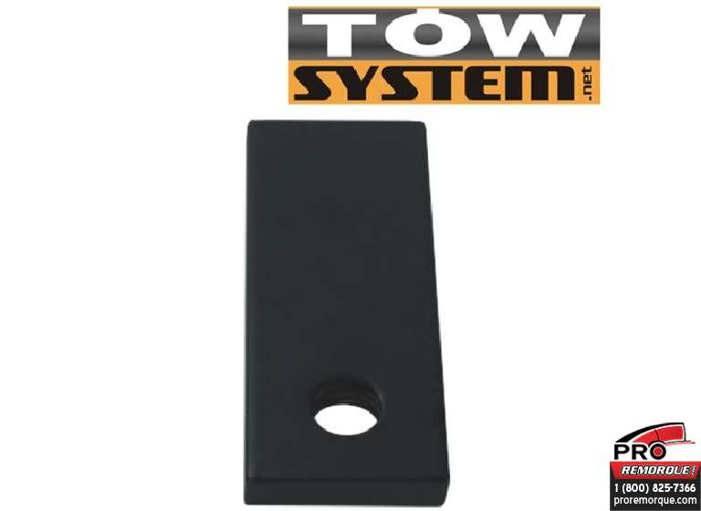 TOW SYSTEM MGI09 SUPPORT DE BOULE (ANTIROULIS)