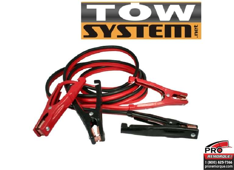 TOW SYSTEM MGI400A-12 CABLE D'APPOINT,400AMP 12'LONG