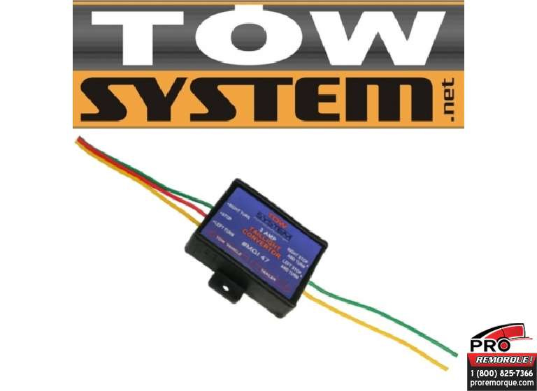 TOW SYSTEM MGI47-12 COVERTISSEUR ECONOMIQUE PQT12