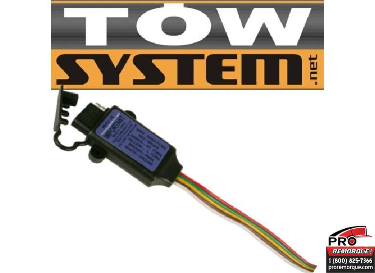 TOW SYSTEM MGI48 CONVERTISSEUR ECONOMIQUE						 													 							Temps d'installation approx. :  0.20 HH.mm