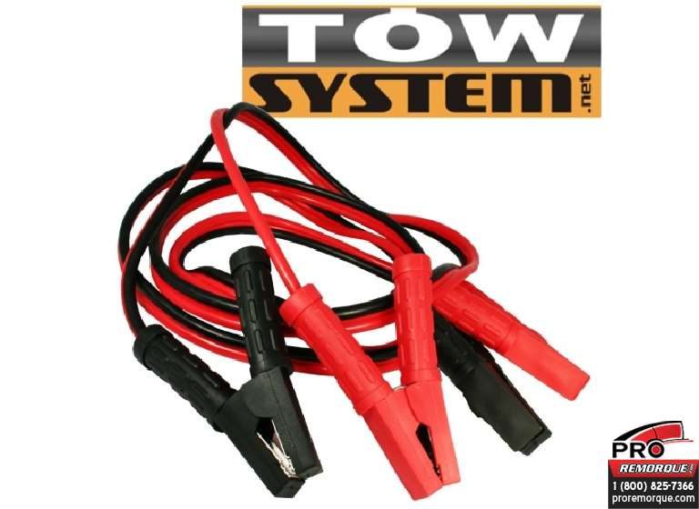 TOW SYSTEM MGI600A-12 CABLE D'APPOINT,600AMP 12'LONG