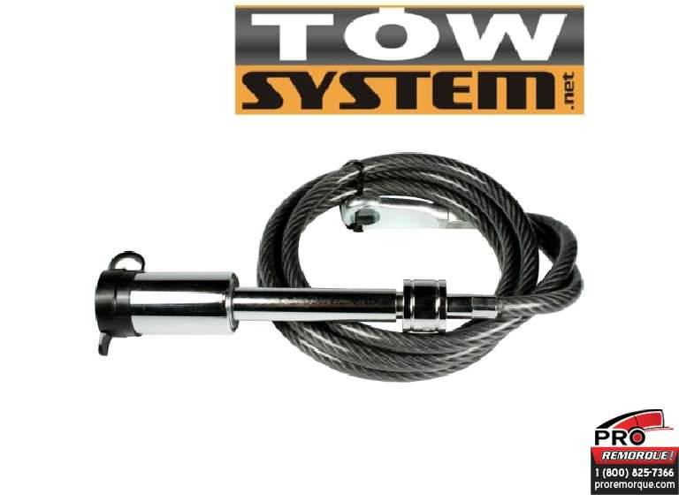 TOW SYSTEM MGI82 CADENAS CABLE CLASSE III