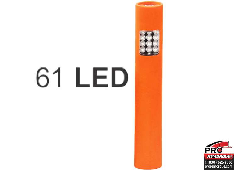 NSP-1260 LUMIERE 56 LED, BATTERIE