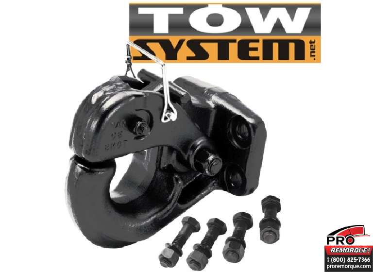 TOW SYSTEM PH20 CROCHET 20TON, 40,000LBS