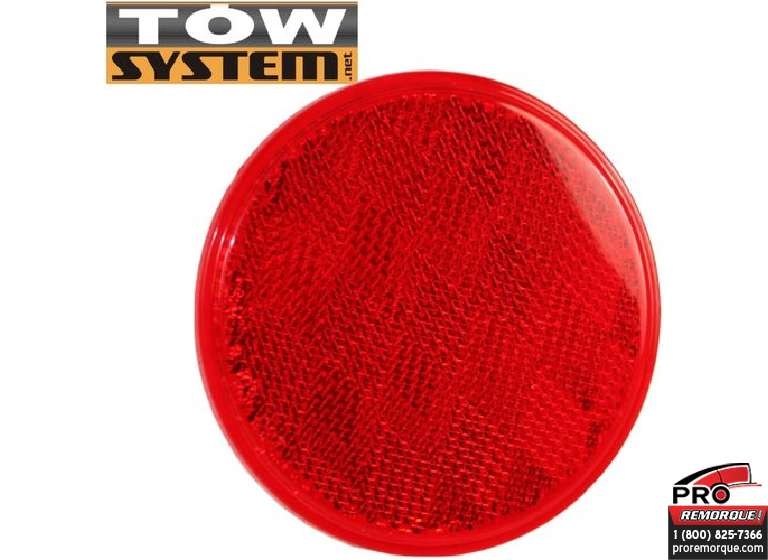TOW SYSTEM R712 REFLECTEUR ROUGE