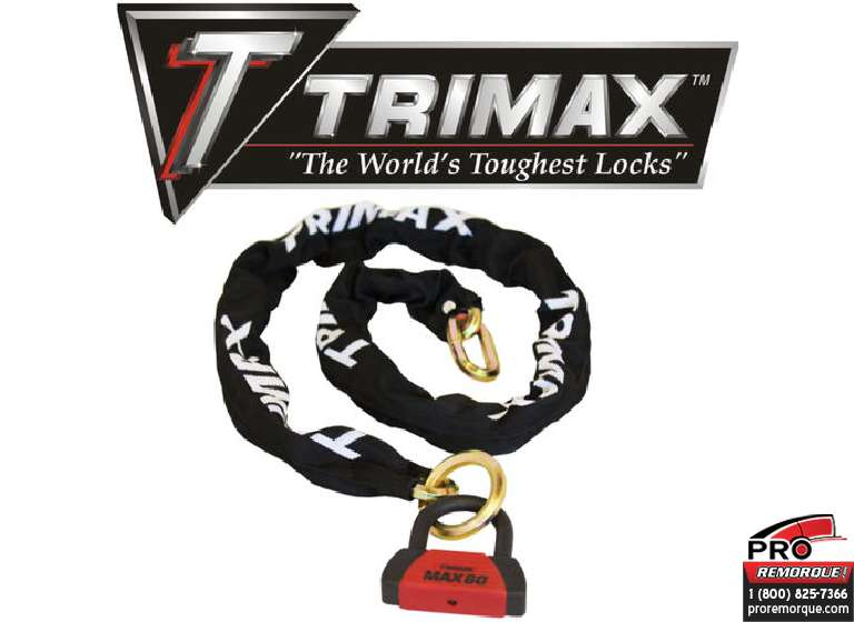 TRIMAX  THEX5060 CHAINE SECURITE 5'TRIMAX